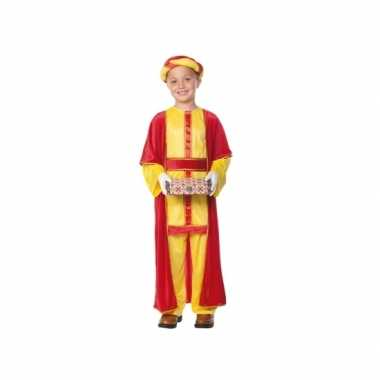 3 koningen verkleedkleding balthasar voor kids