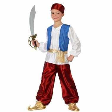 Arabier badir verkleedkleding voor jongens