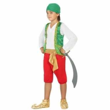 Arabier verkleedkledingvoor jongens