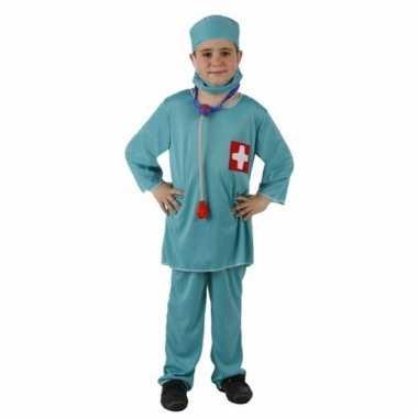 Arts/chirurg verkleedkleding voor jongens