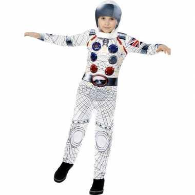Astronaut verkleedkleding voor jongens