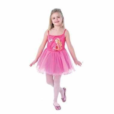 Barbie ballerina verkleed verkleedkleding voor meisjes