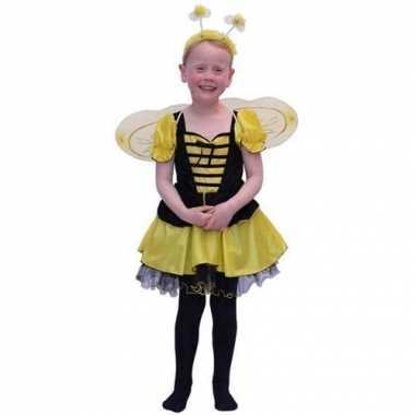 Bijen verkleedkleding meisjes
