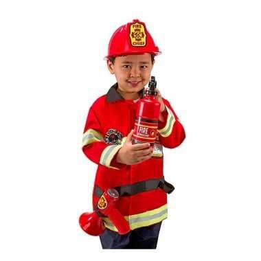 Brandweer verkleedkleding kids
