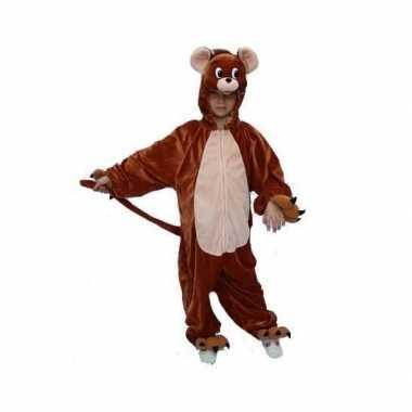 Bruin muizen pak voor kinderen