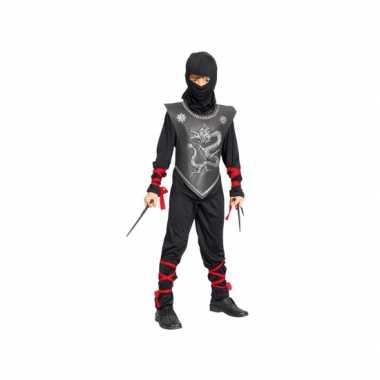 Carnaval ninja pak voor kinderen
