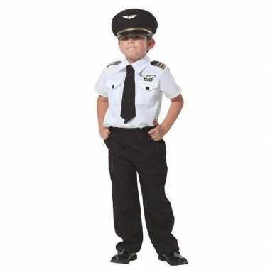 Carnaval piloten pak voor jongens