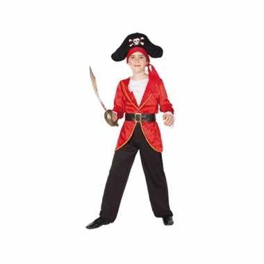Compleet piraten verkleedkleding kids