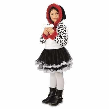 Dalmatier verkleedkleding voor meisjes