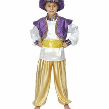 Disneys aladdin verkleedkleding jongens