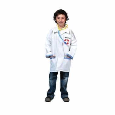 Doktersjas kind met stethoscoop