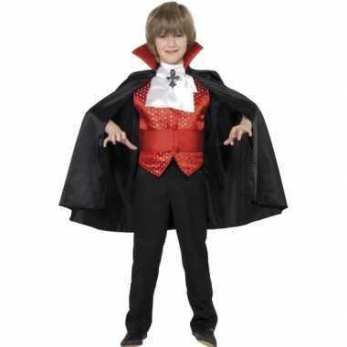 Dracula verkleedkleding kinderen