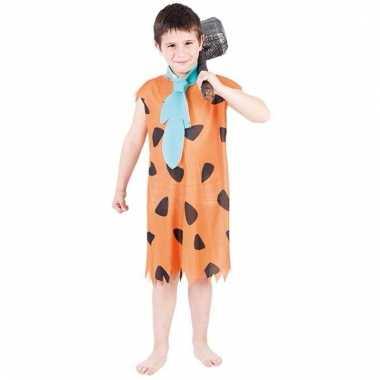 Fred holbewoner pak voor kinderen