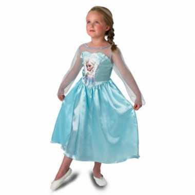 Frozen elsa carnavals verkleedkleding kids