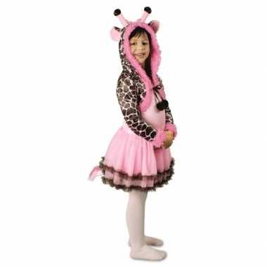 Giraf verkleedkleding voor meisjes
