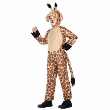 Giraffe verkleedkleding verkleedset voor kinderen