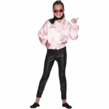 Grease jasje voor meisjes