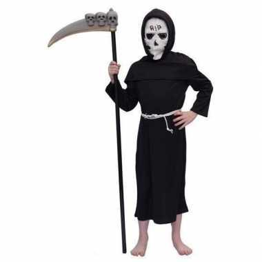 Halloween magere hein verkleedkleding kind