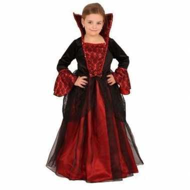 Halloween prinsessen verkleedkleding voor kinderen
