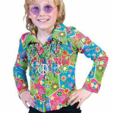 Hippie verkleedkleding voor kids