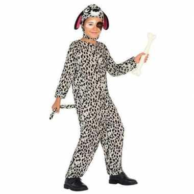 Hond/honden dalmatier verkleedpak voor kinderen