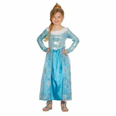 Ijprinses verkleedkleding voor meisjes