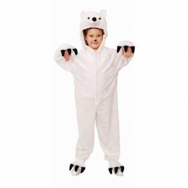 Ijsbeer jumpsuit voor kinderen