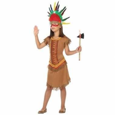 Indianen verkleedkleding verkleedkleding voor meisjes