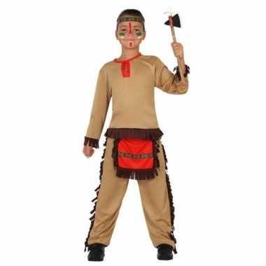 Indianen verkleedkleding voor jongens