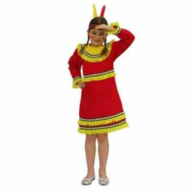 Indianen verkleedkleding voor meisjes