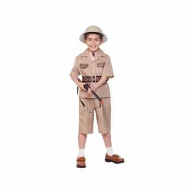 Jungle verkleedkleding voor kids