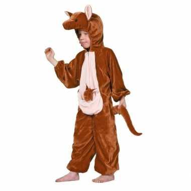Kangoeroe verkleedkleding voor kinderen