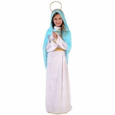 Kerst verkleedkleding maria voor meisjes