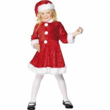 Kerst verkleedkleding voor meisjes
