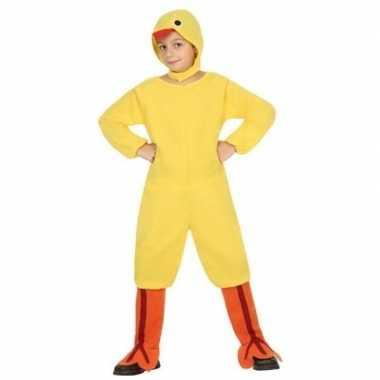 Kippen verkleedpak/set voor pasen voor kinderen