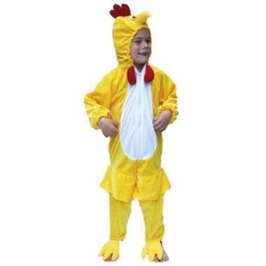 Kippenpak verkleedkleding voor kids