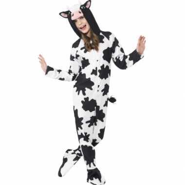 Koeien pyjamapak verkleedkleding voor kinderen