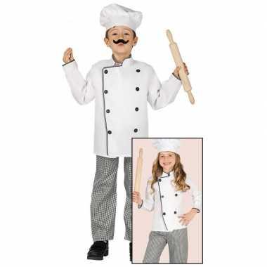 Kok verkleedkleding voor kinderen