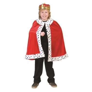 Konings verkleedkleding voor kinderen