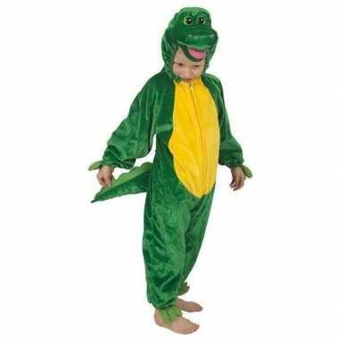 Krokodillen verkleedkleding voor kinderen
