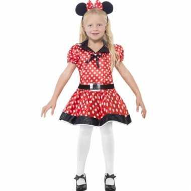 Meisjes muis verkleedkleding