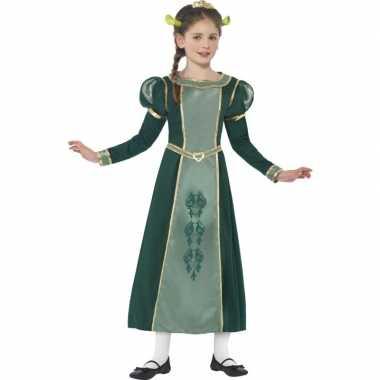 Ogre prinses fiona verkleedkleding voor meisjes
