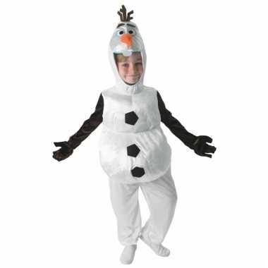 Olaf frozen verkleedkleding voor kinderen