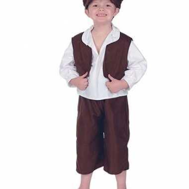 Oliver twist verkleedkleding voor kinderen