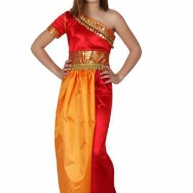 Oosterse verkleedkleding voor meisjes