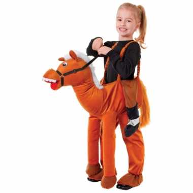 Paarden verkleedkleding voor kids