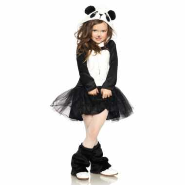 Panda beer verkleedkleding meisjes