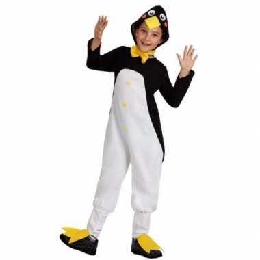 Pinguin tux verkleedkleding voor kinderen