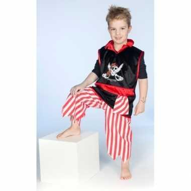 Piraten verkleedkleding gregg voor jongens