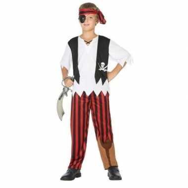 Piraten verkleedkleding / verkleedset voor jongens